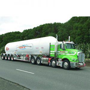 LPG Road Tanker