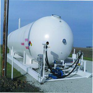 LPG Auto Gas Storage Tank